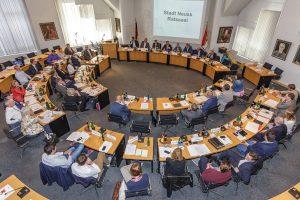 Parkhaus-Bau im Planungsausschuss beschlossen